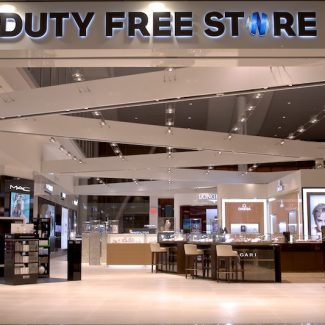 Duty Free Shops - Toronto Airport